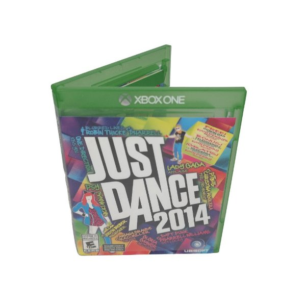 Jogo Ps4 Just Dance 2014