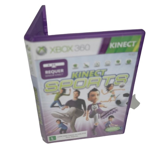 Jogo Xbox 360 Kinect Sports