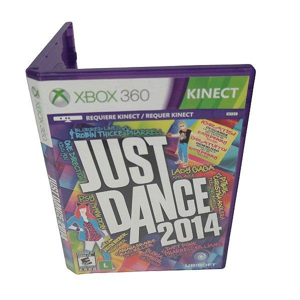 Jogo Xbox 360 Just Dance 2014