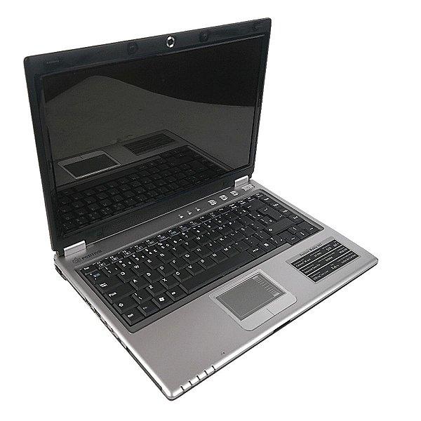Notebook Barato Positivo V47 2.13ghz HD 80gb 2gb Win 7