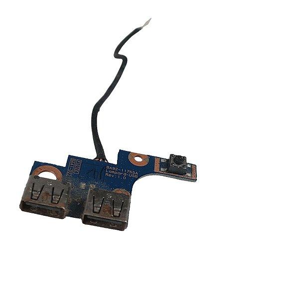 Placa USB Notebook Samsung 270E Modelo NP270E4E