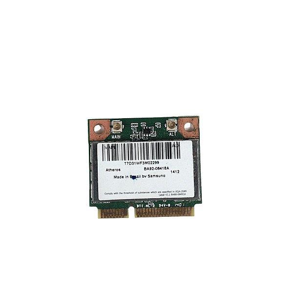 Placa Wifi Notebook Samsung 270E Modelo NP270E4E