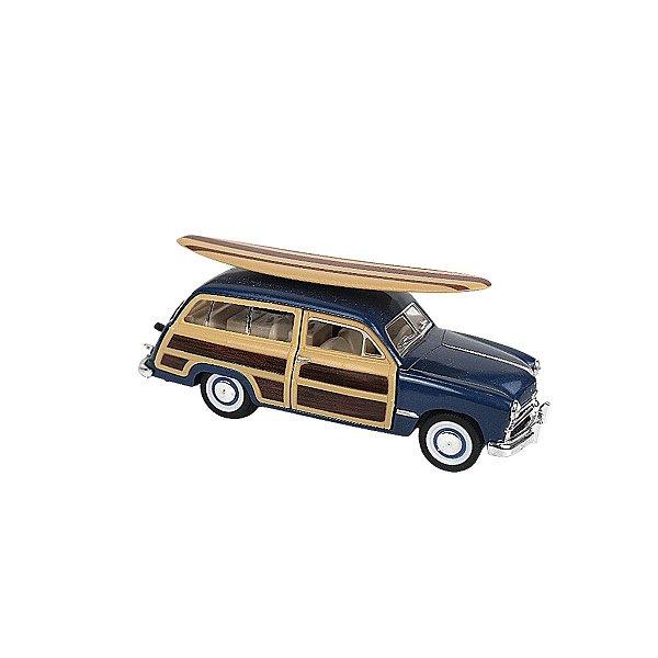 Carrinho de brinquedo Ford Woody Wagon 1949