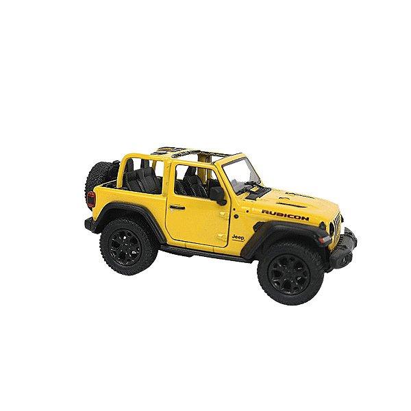 Carrinho de brinquedo Jeep Wrangler 2018