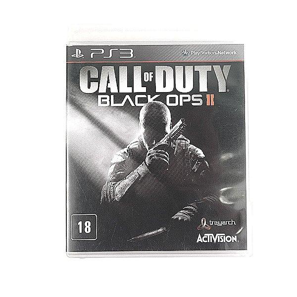 Jogo Call of Duty Black Ops 2 para PS3