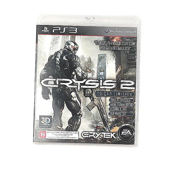 Jogo Crysus 2 Edição Limitada para PS3