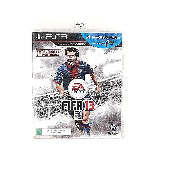 Jogo Fifa 13 para PS3