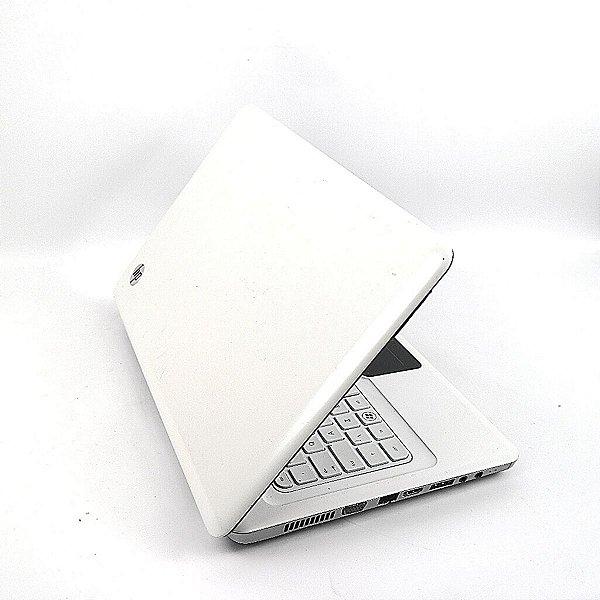 Notebook bom e barato HP Branco i5 4GB HD 500GB Win 10 Hoje!