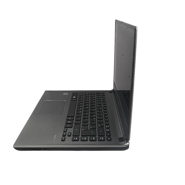 Notebook usado com garantia i5 4gb HD500 Tela meio escura