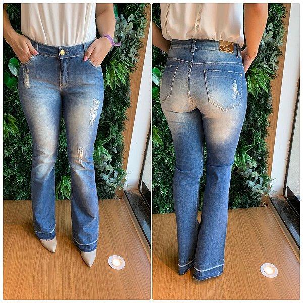Calça Jeans Morena Rosa