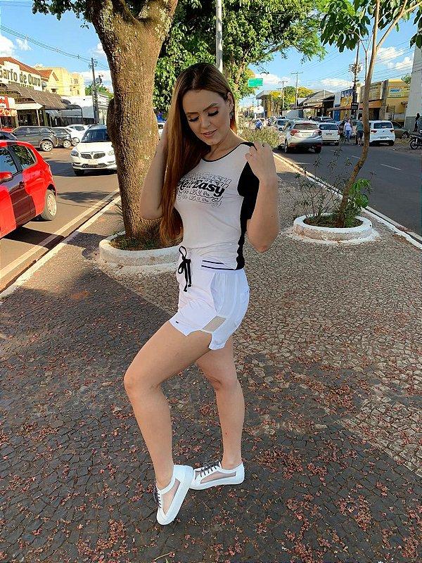 Short Boxer Branco