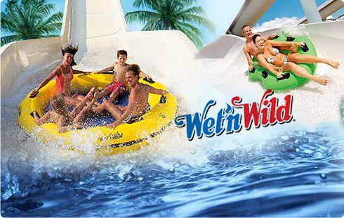 Wet'n Wild - 26/01/2020