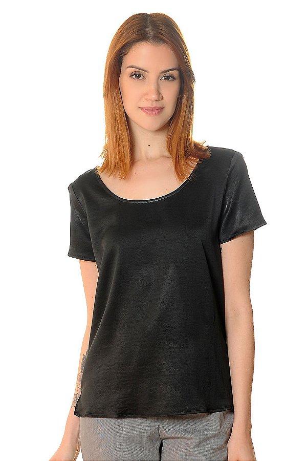 T-shirt Ellen Preta