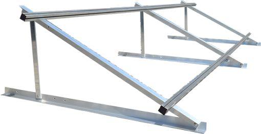 Kit de Montagem Redimax para SoloLaje – 2 Painéis Fotovoltaicos