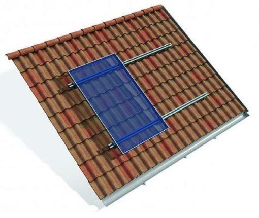 Kit de Montagem Redimax Universal para Telhado – 4 Painéis