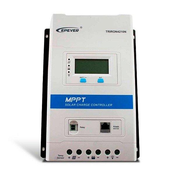 Controlador de Carga MPPT 40A 1224V - Epever Triron 4210N