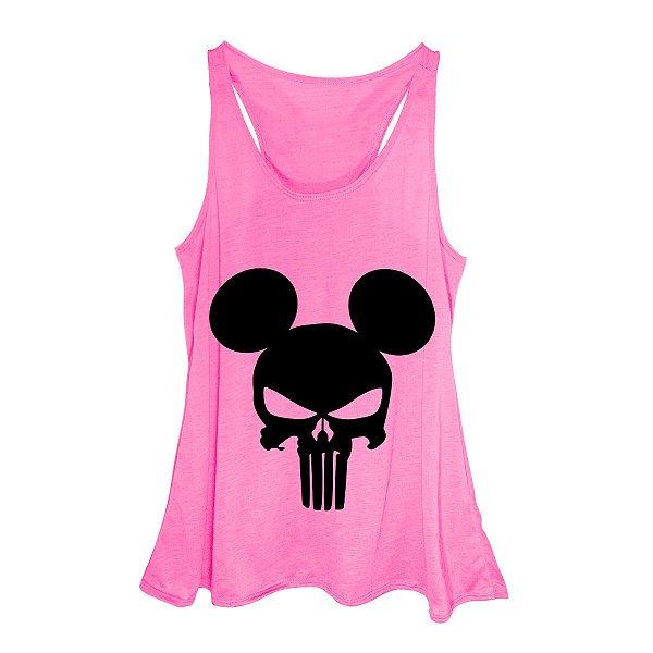Regata Estampa Mickey Justiceiro Disney Várias Cores - Acaso Fitness ... 9eae3e461c1