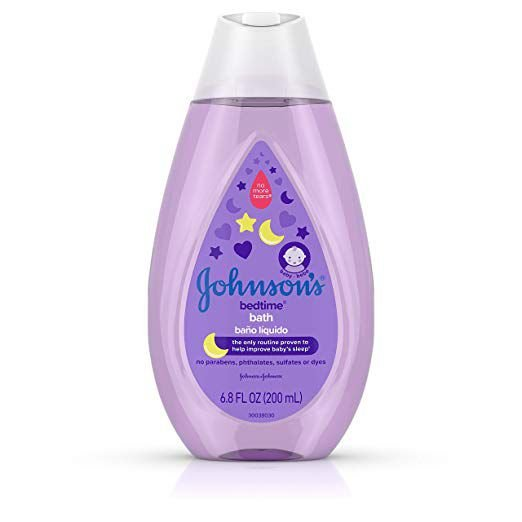 Sabonete Liquido Bedtime Johnson's 200Ml