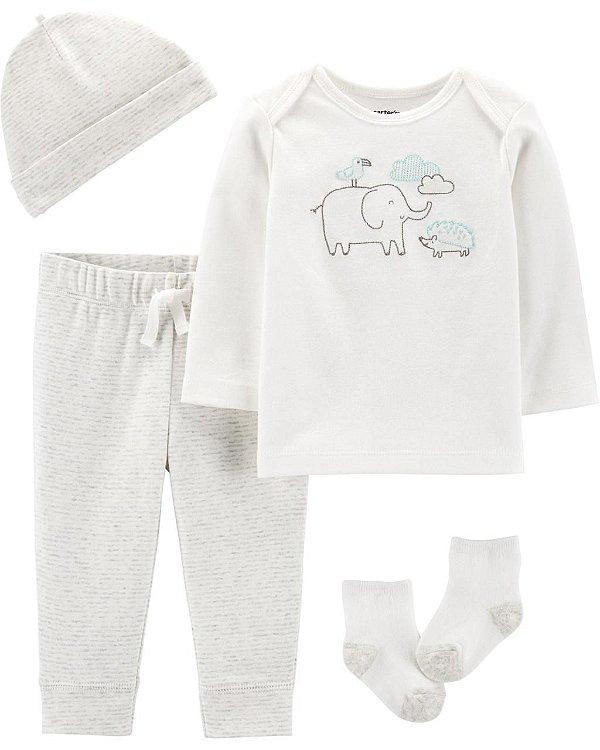 Conjunto Maternidade Elefante