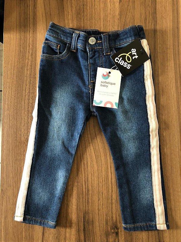 Calça Art Class Jeans Feminino
