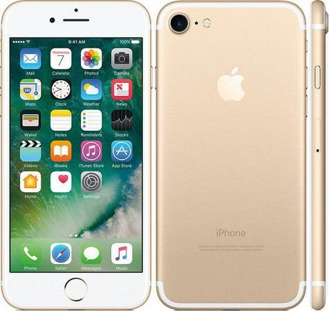 IPHONE 7 PLUS 32GB - DOURADO