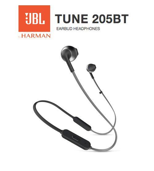 JBL Tune 205BT - PURE BASS