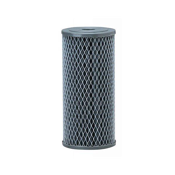 """Refil Plissado Carvão Ativado 10"""" x 4 ½"""