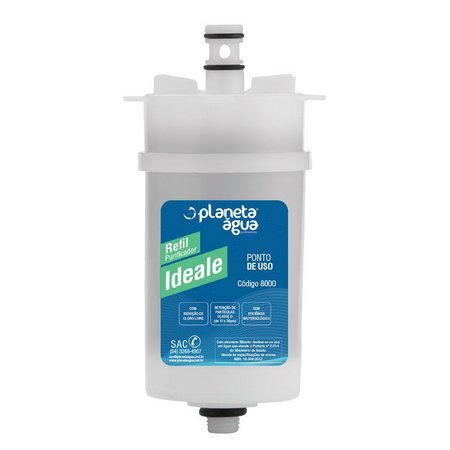 Refil Planeta água Ideale