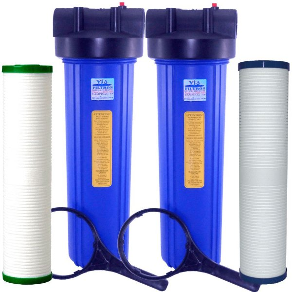 Dual Filter - A Combinação Perfeita - Com Acessórios e Montagem
