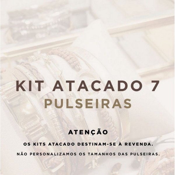 KIT ATACADO 07