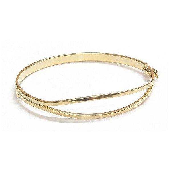 Bracelete Firenze Dourado