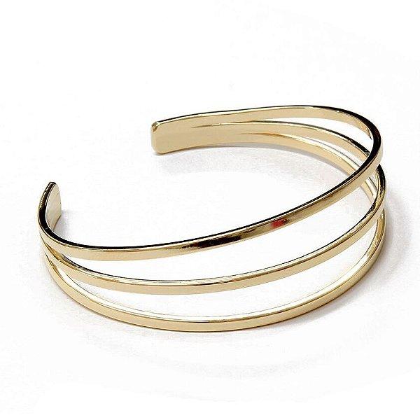 Bracelete Nicola Dourado