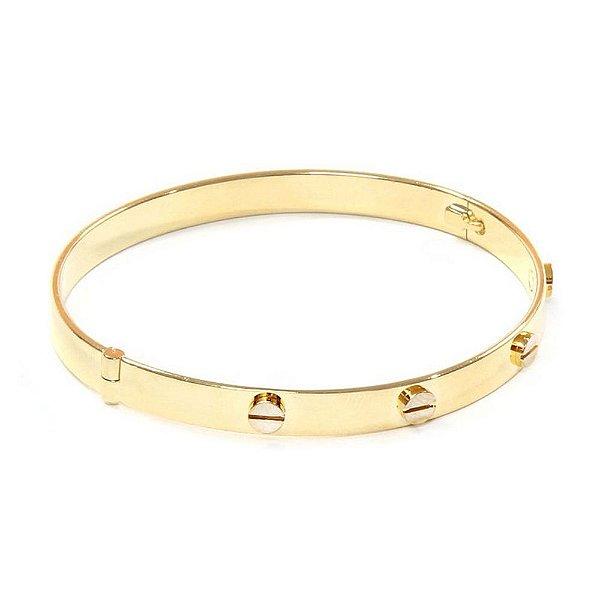 Bracelete Sierra Dourado