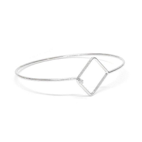 Bracelete Logan Ródio Branco