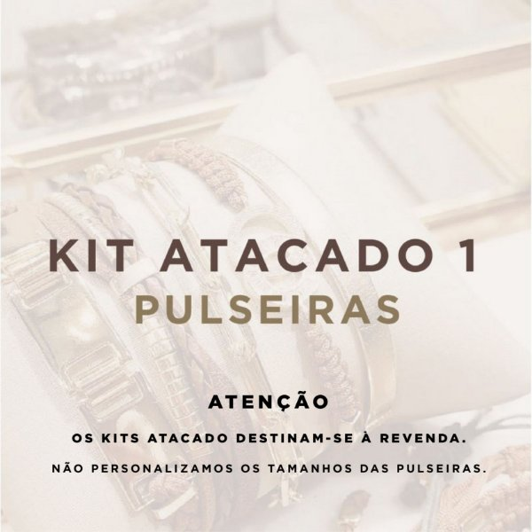 KIT ATACADO 01