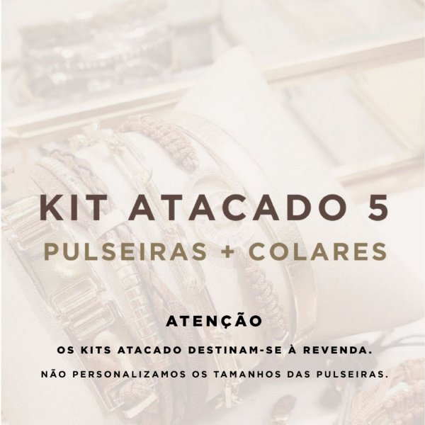KIT ATACADO 05