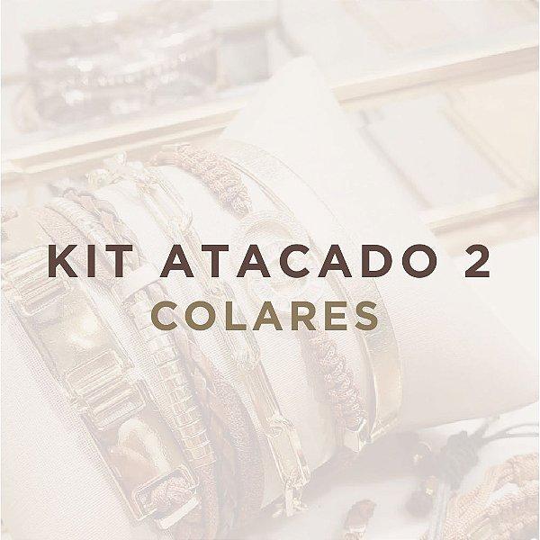 KIT ATACADO - COLARES 02