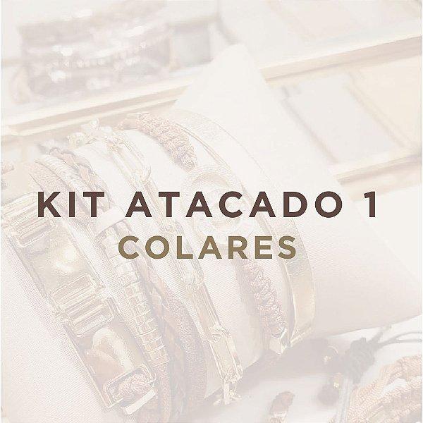 KIT ATACADO - COLARES 01