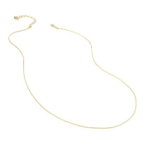 Corrente Veneziana 60cm Dourado