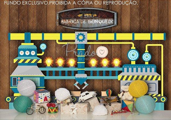 Fábrica de Brinquedo