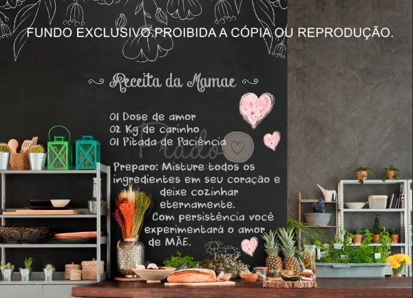 Cozinha Chalkboard