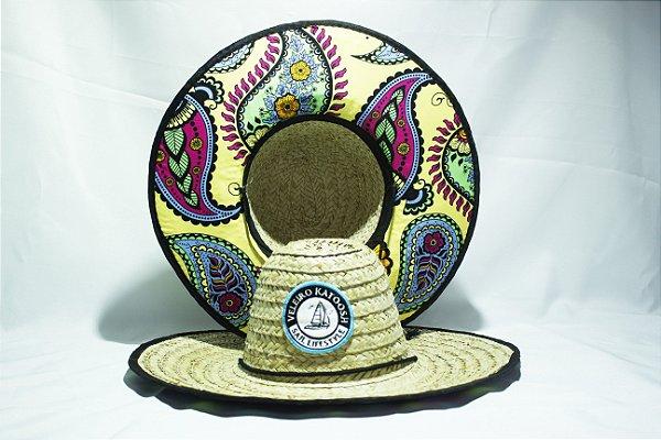Chapéu de palha - Mandalas