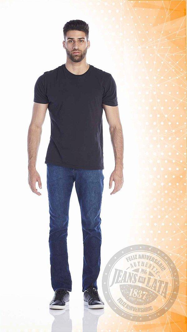 Calça Jeans Masculina Reta Ref. 10517