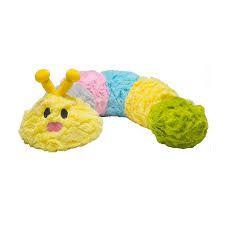"""Patchwork Pet Pastel Caterpillar 20 """""""