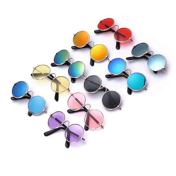 ÓCULOS PET PEQUENO - Várias cores