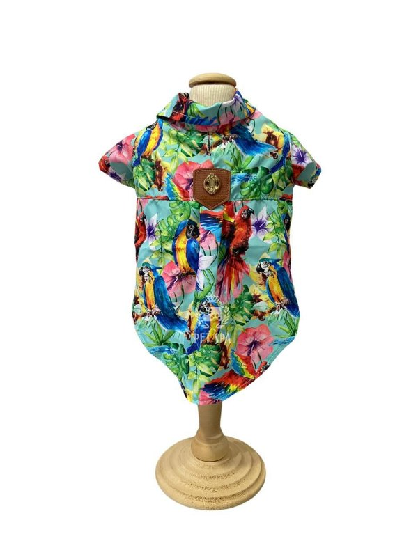 CAMISA TROPICAL - Maristela Moda Pet