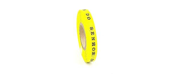 Fitinha do Bonfim 1 rolo com 100 fitas - cor 3-Amarelo