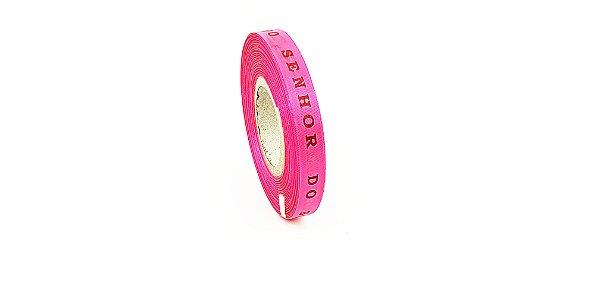 Fitinha do Bonfim 1 rolo com 100 fitas - cor 15-Pink