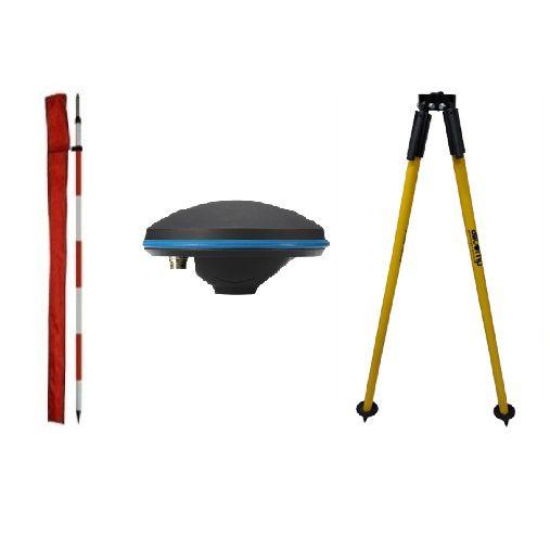 Kit GNSS Navin RTK NTRIP E PÓS PROCESSADO c/ acessórios