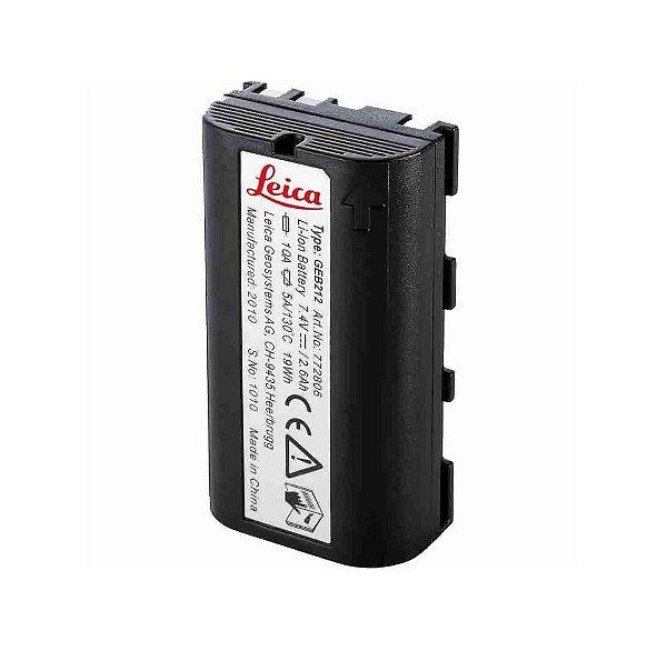 Bateria Leica GEB212 - Estação Total / GPS